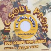 Gallimore Sutherland - You Can't Stop Natty Dread  - Hotter Claps (KC Soul Proff  / Reggae Fever) 7""